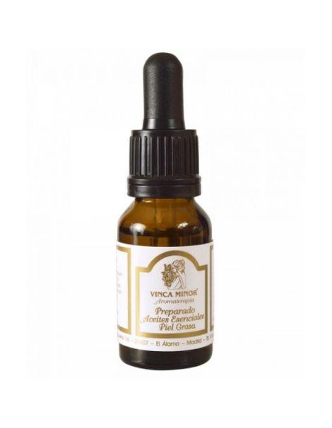 Aceite Esencial Piel Grasa PAE Vinca Minor - 17 ml.