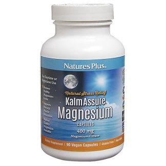 KalmAssure Magnesio Nature's Plus - 90 cápsulas
