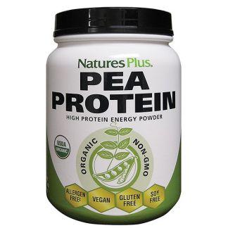 Proteína de Guisante (Pea Protein) Nature's Plus - 500 gramos