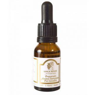 Aceite Esencial Piel Sensible PAE Vinca Minor - 17 ml.