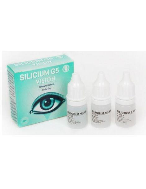 Silicium G5 Visión Silicium España - 3x5 ml.