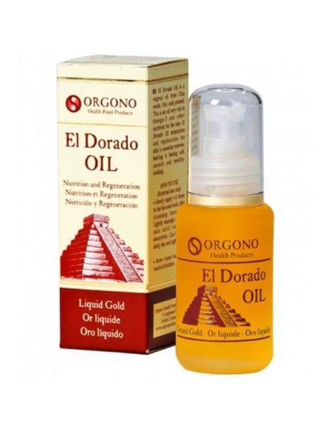El Dorado Oil (Aceite de Chía) Orgono Silicium España - 50 ml.