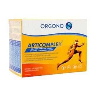 Orgono ArtiComplex Silicium España - 30 sobres