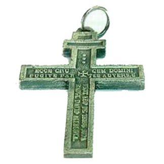 Cruz de San Benito - 10 cm.