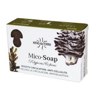 Jabón Mico-Soap Anticelulítico Hifas da Terra - 2 x 75 gramos