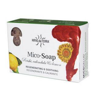 Jabón Mico-Soap Regenerante y Calmante Hifas da Terra - 2 x 75 gramos