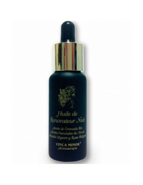 Fluido Huile de Renovateur Vinca Minor - 10 ml.