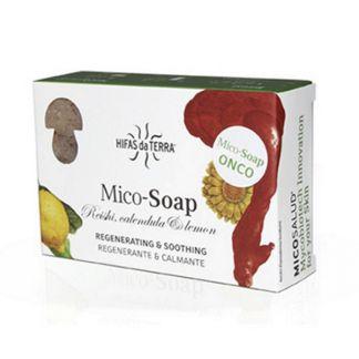Jabón Mico-Soap Onco Hifas da Terra - 2 x 75 gramos
