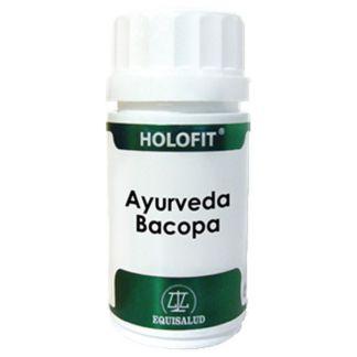 Holofit Ayurveda Bacopa Equisalud - 50 cápsulas