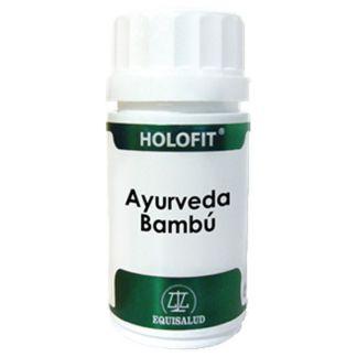 Holofit Ayurveda Bambú Equisalud - 50 cápsulas