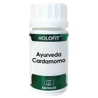 Holofit Ayurveda Cardamomo Equisalud - 50 cápsulas