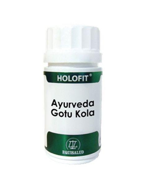 Holofit Ayurveda Gotu Kola Equisalud - 50 cápsulas