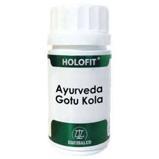 Holofit Ayurveda Gotu Kola Equisalud - 180 cápsulas