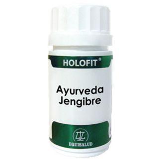 Holofit Ayurveda Jengibre Equisalud - 50 cápsulas