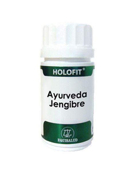 Holofit Ayurveda Jengibre Equisalud - 180 cápsulas