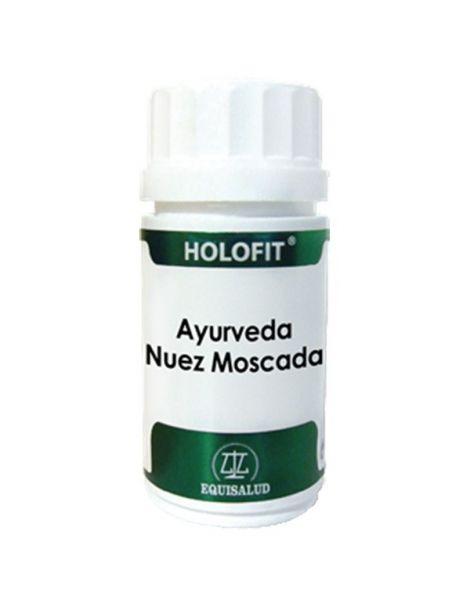 Holofit Ayurveda Nuez Moscada Equisalud - 50 cápsulas
