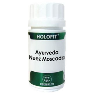 Holofit Ayurveda Nuez Moscada Equisalud - 180 cápsulas