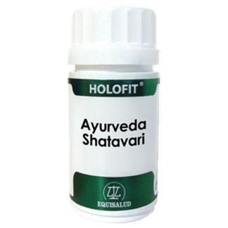 Holofit Ayurveda Shatavari Equisalud - 50 cápsulas