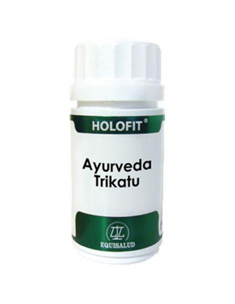 Holofit Ayurveda Trikatu Equisalud - 50 cápsulas