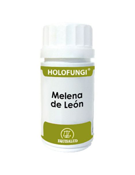 Holofungi Melena de León Equisalud - 50 cápsulas