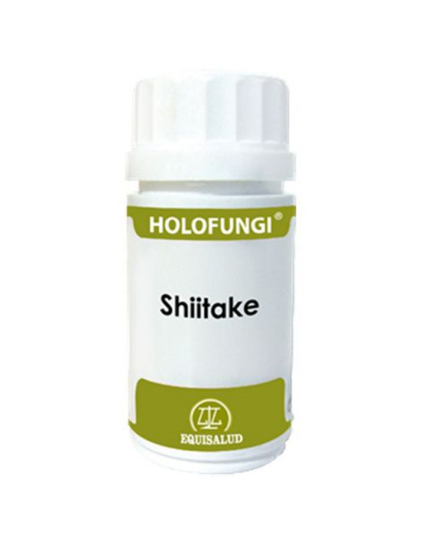 Holofungi Shiitake Equisalud - 50 cápsulas