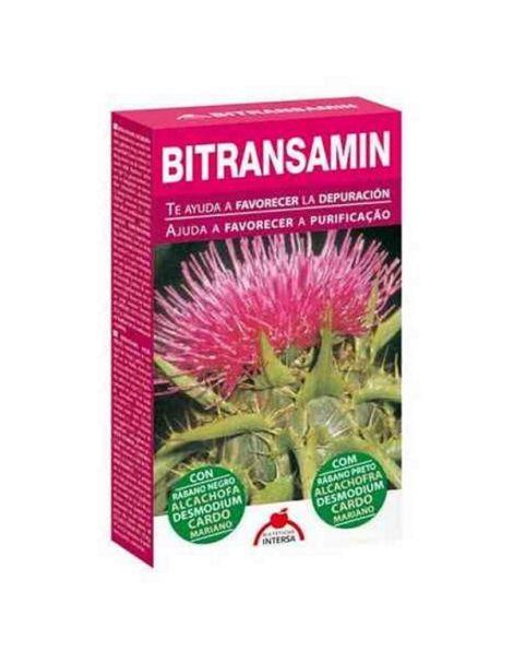 Bitransamin Intersa - 60 cápsulas