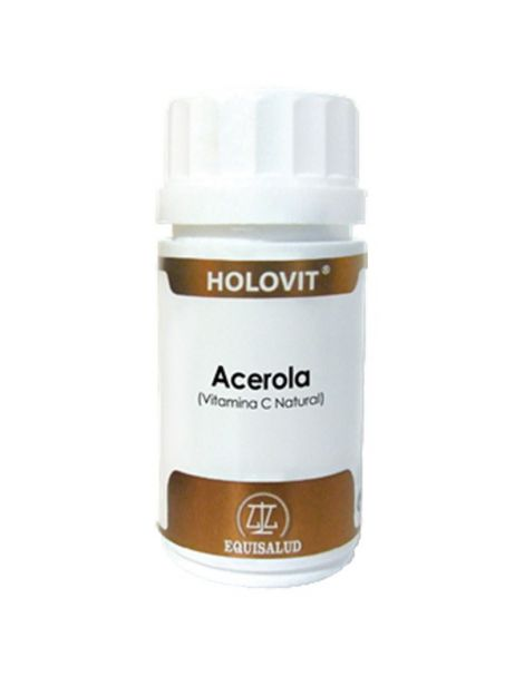 Holovit Acerola Equisalud - 180 cápsulas