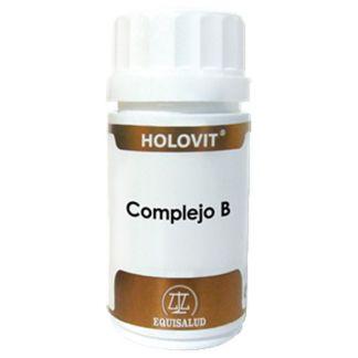 Holovit Complejo B Equisalud - 50 cápsulas