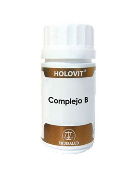Holovit Complejo B Equisalud - 180 cápsulas