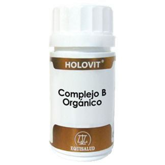 Holovit Complejo B Orgánico Equisalud - 180 cápsulas