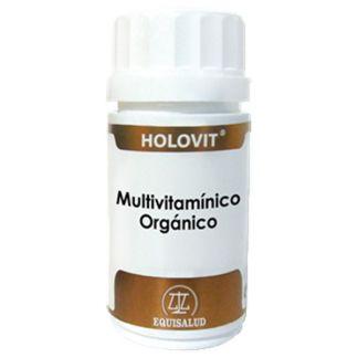 Holovit Multivitamínico Orgánico Equisalud - 50 cápsulas