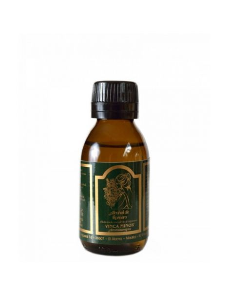 Alcohol de Romero Vinca Minor - 100 ml.