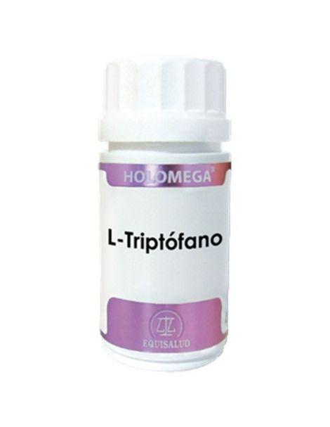 Holomega L-Triptófano Equisalud - 50 cápsulas