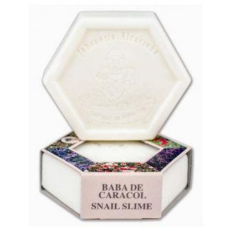 Jabón Hexagonal de Baba de Caracol Castillo de Peñalver - 100 gramos