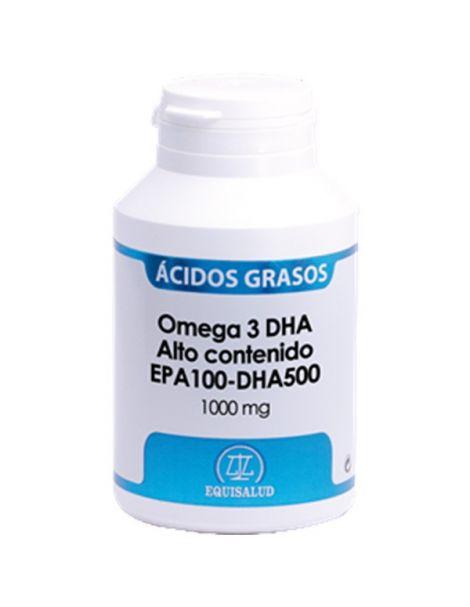 Omega 3 DHA Equisalud - 120 perlas