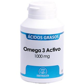 Omega 3 Activo Equisalud - 120 perlas