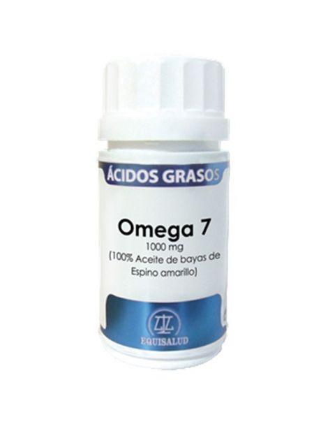 Omega 7 (100% Aceite de Espino Amarillo) Equisalud - 40 perlas
