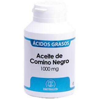 Aceite de Comino Negro Equisalud - 120 perlas