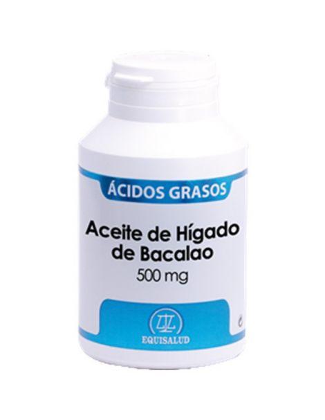 Aceite de Hígado de Bacalao Equisalud - 180 perlas