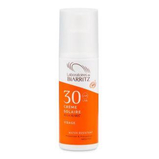 Crema Solar Facial SPF 30 Alga Maris Biarritz - 50 ml.