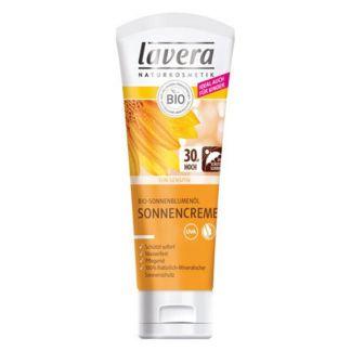 Crema Solar SPF 30 Lavera - 75 ml.