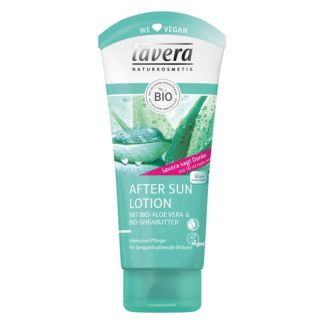 Loción Aftersun Lavera - 200 ml.