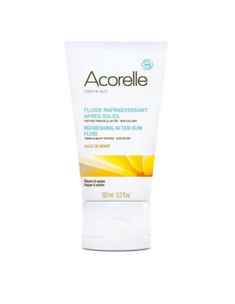 Fluido Refrescante Aftersun Acorelle - 150 ml.