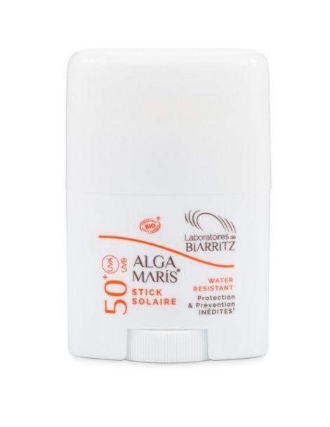 Stick Protector Solar SPF 50+ Alga Maris Biarritz - 25 gramos