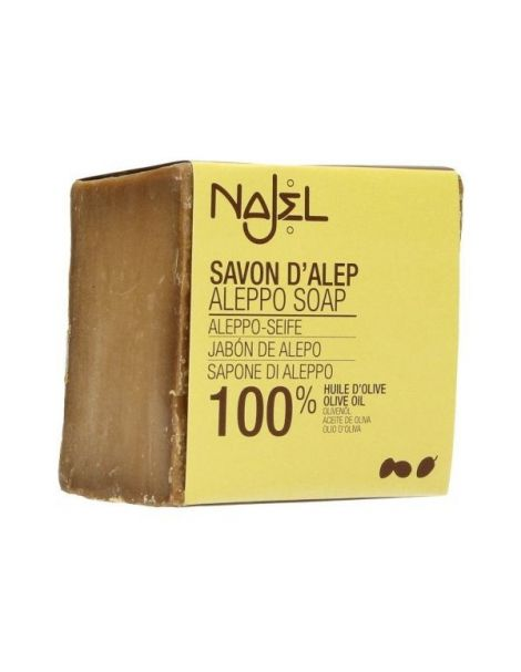 Jabón de Alepo 100% Oliva Najel - 170 gramos