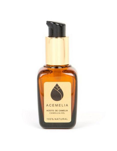 Aceite de Camelia de Galicia Acemelia - 30 ml.