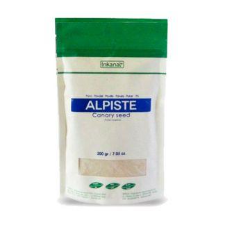 Alpiste en Polvo Inkanat - 200 gramos