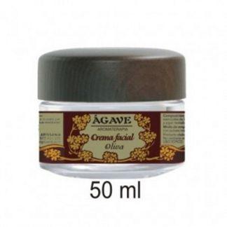 Crema Facial de Oliva Ágave - 50 ml.