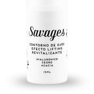 Contorno de Ojos Efecto Lifting Savages - 15 ml.