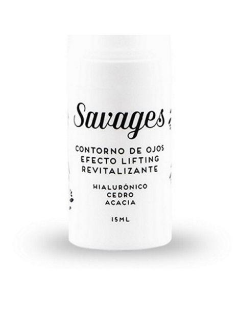 Contorno de Ojos Efecto Lifting Savages - 15 ml.